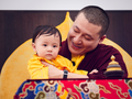 Karmapa and Tugsejla