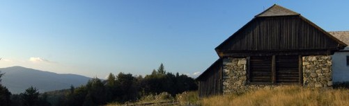 [Banner] Mangútovo - retreat center in Slovakia